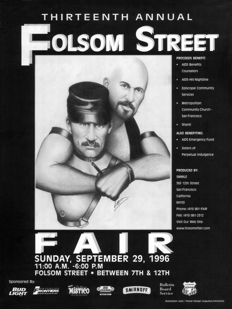 Image of Historic Folsom Street Fair Posters