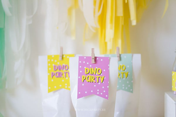 Image of Pack imprimible Confetti