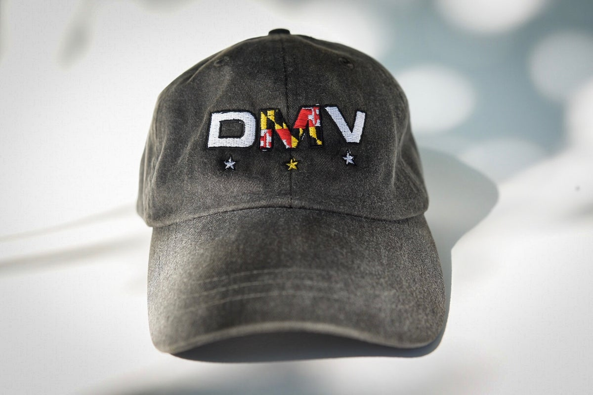 Image of Maryland Flag Dad Hat