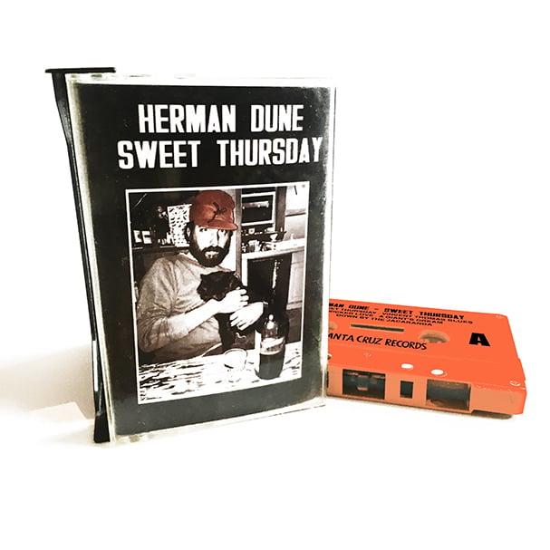 Image of Herman Dune - Sweet Thursday (Deluxe K7)