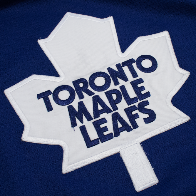 Image of Nike Toronto Maples Leafs Vintage NHL Jersey Size Xl