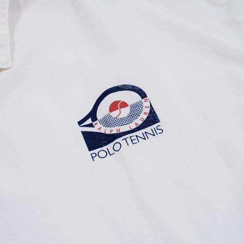 Image of Polo Sport Ralph Lauren Vintage Polo Tennis Jacket Size L