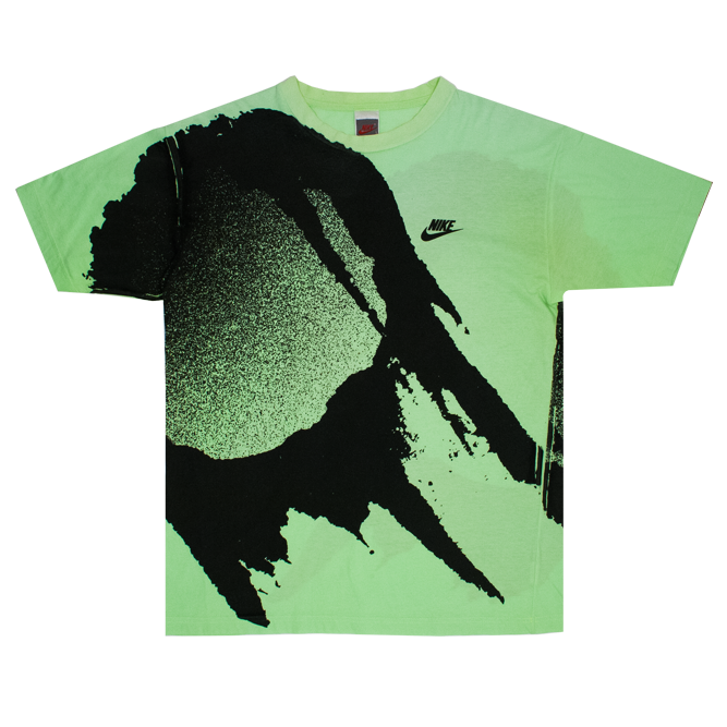 Image of Nike Vintage Challenge Court Agassi T Shirt Size L