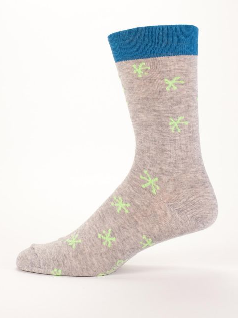 Image of Make Sh*t Up - Men's Crew Socks