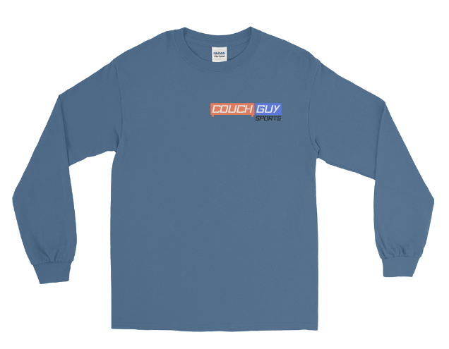Image of Couch Guy Long Sleeve