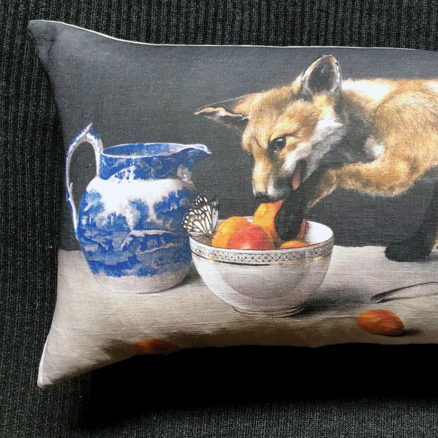 Image of Fox Cub Bolster