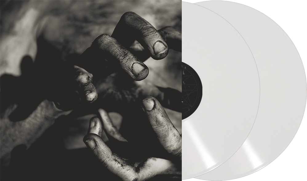 Image of 'Failure, Subside' Limited Edition White Double LP