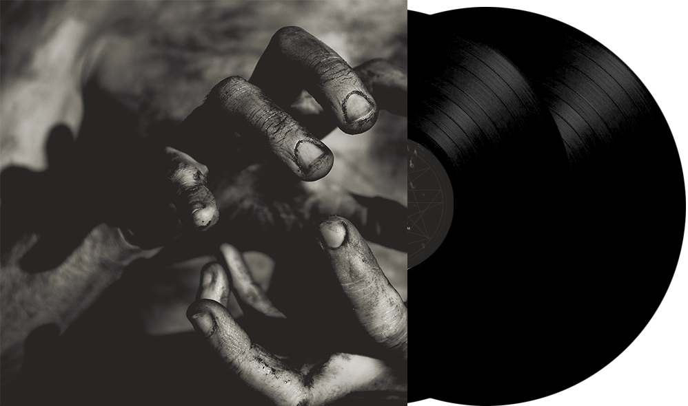 Image of 'Failure, Subside' First Pressing Black Double LP