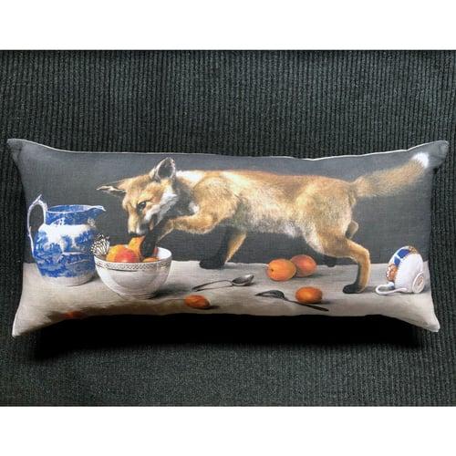 Image of Fox Cub Bolster