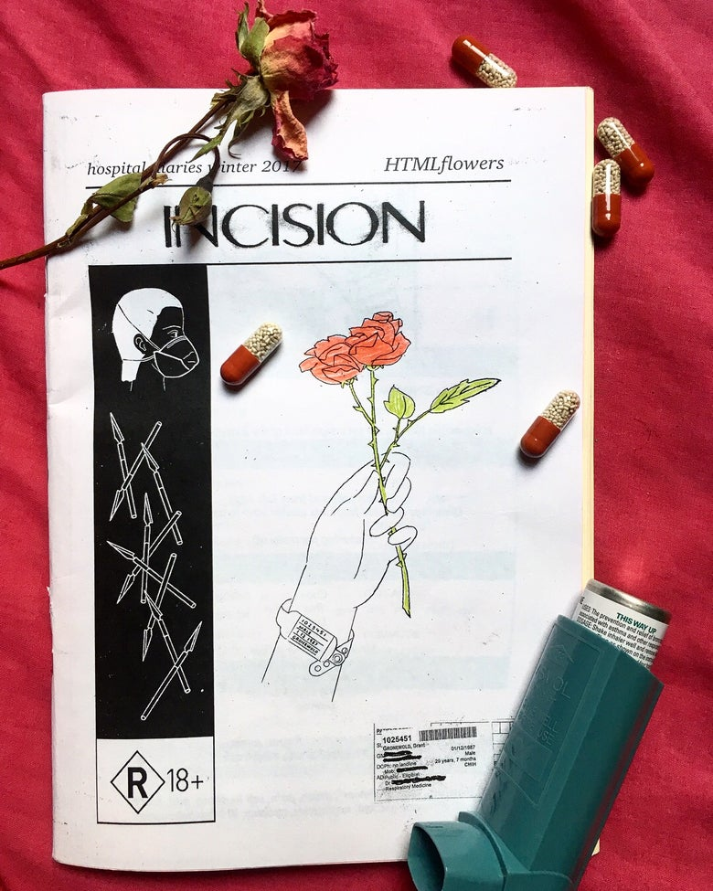 Image of INCISION hospital diaries