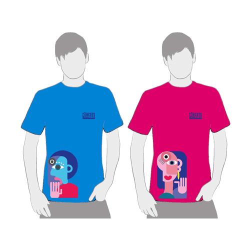 Image of T-shirt congrès