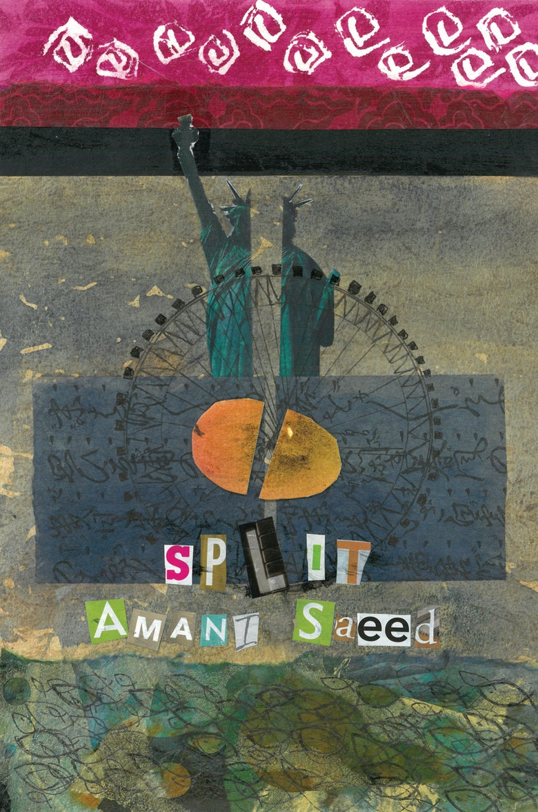 Image of SPLIT by Amani Saeed