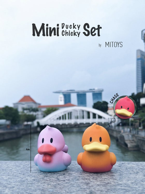 Image of Mini Ducky / Chicky Set