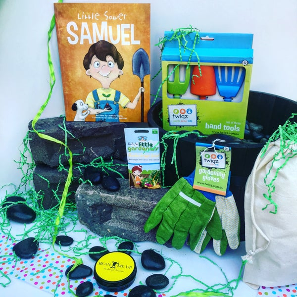 Image of Little Sower Samuel Gift Box