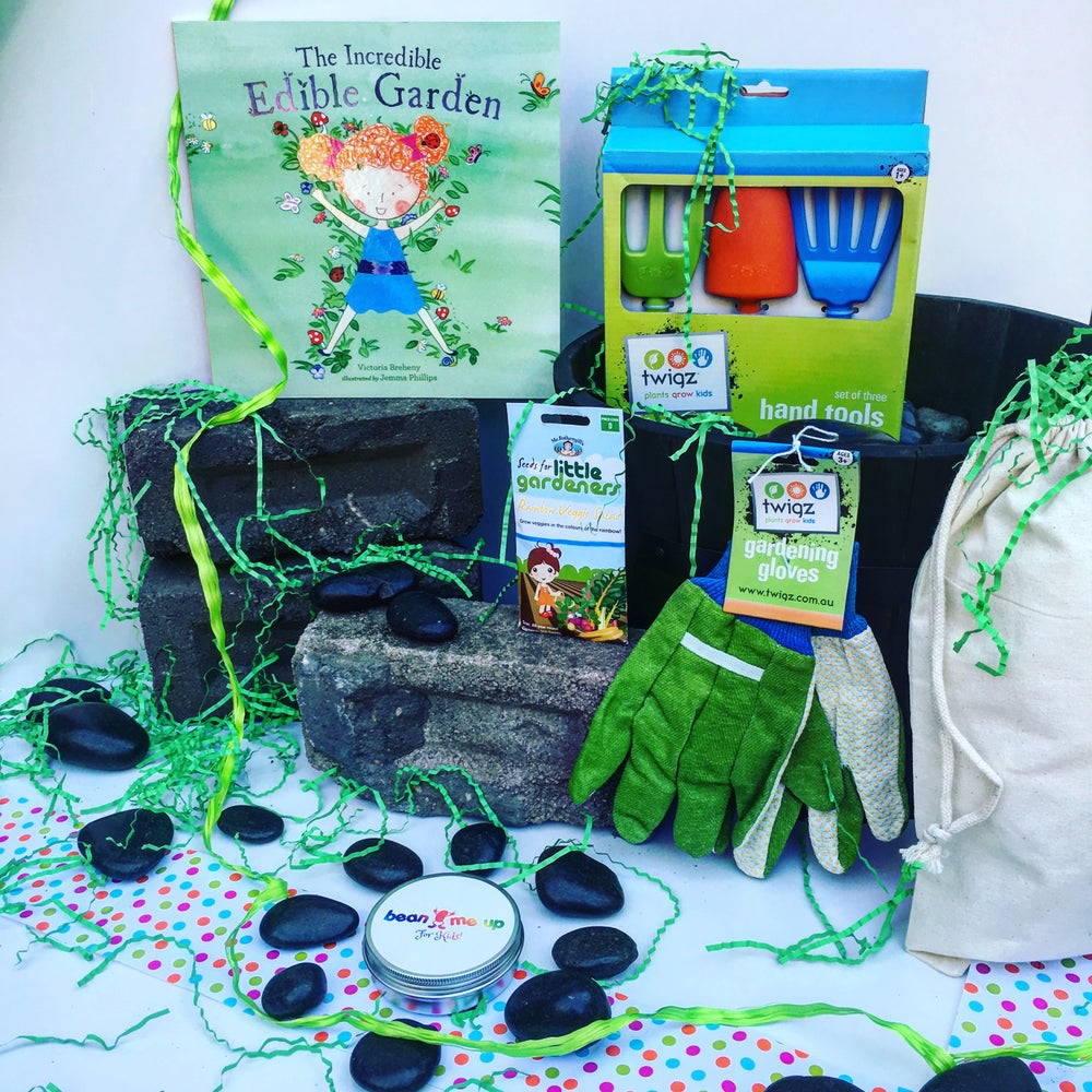 Image of Incredible Edible Garden Gift Box