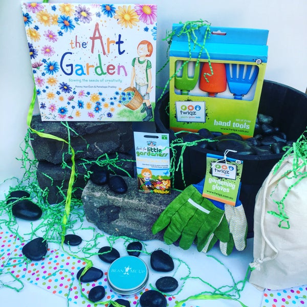 Image of The Art Garden Gift Box