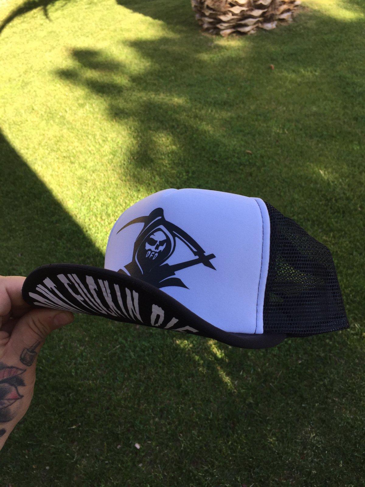 Image of DFD Reaper Trucker Hat