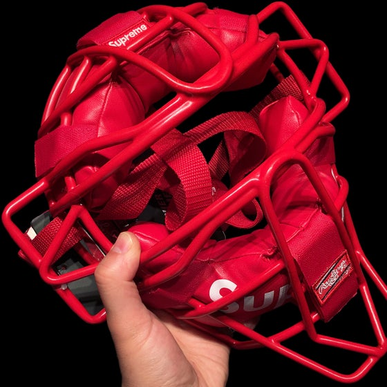 Image of 2018 Rawlings Catcher's Mask