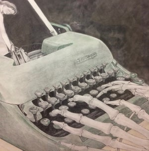 Image of Stromayer • Original Fine Art Drawing