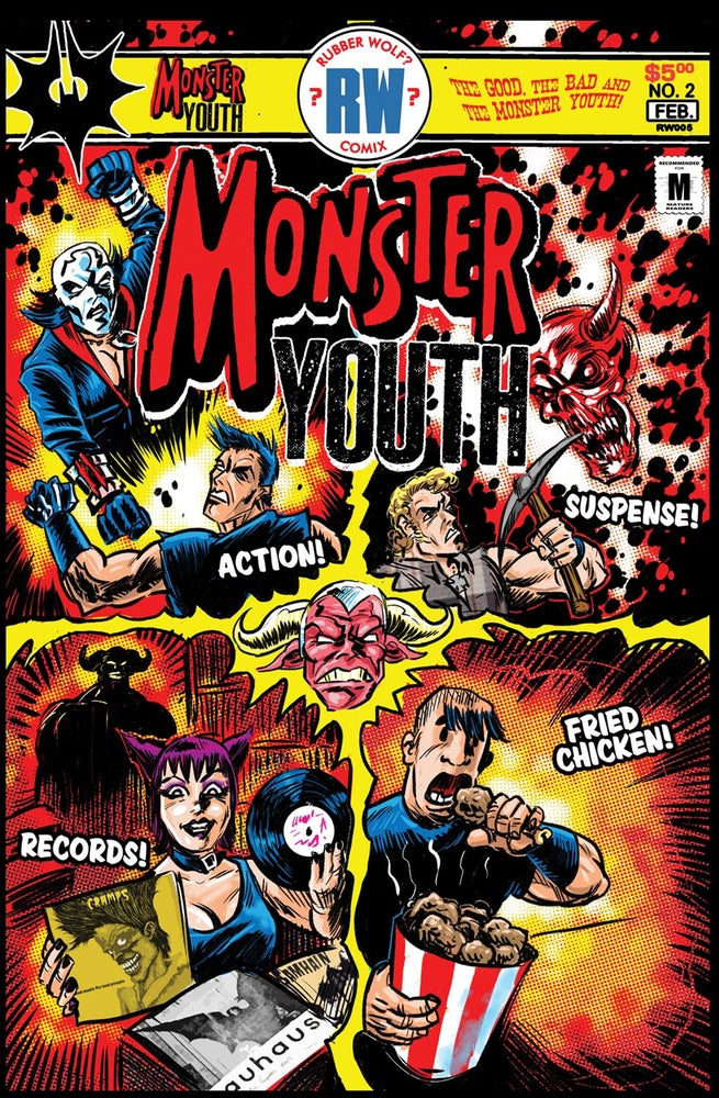 Image of Monster Youth #2