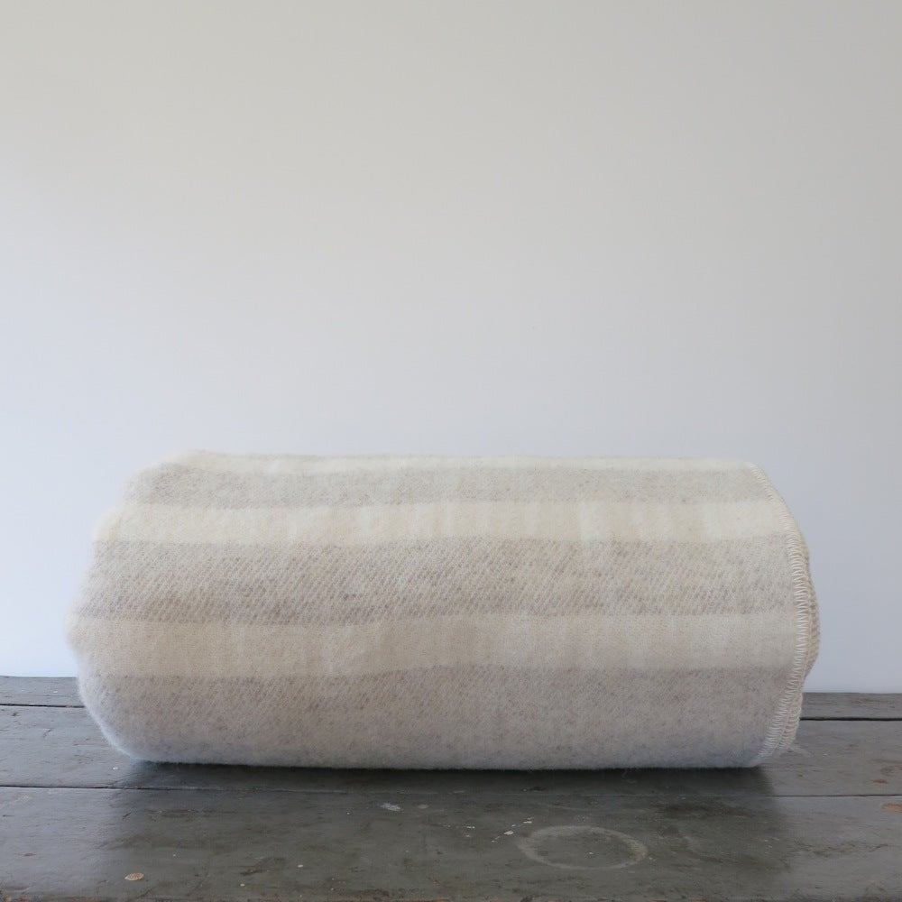Image of Canadian Wool Blanket - Double