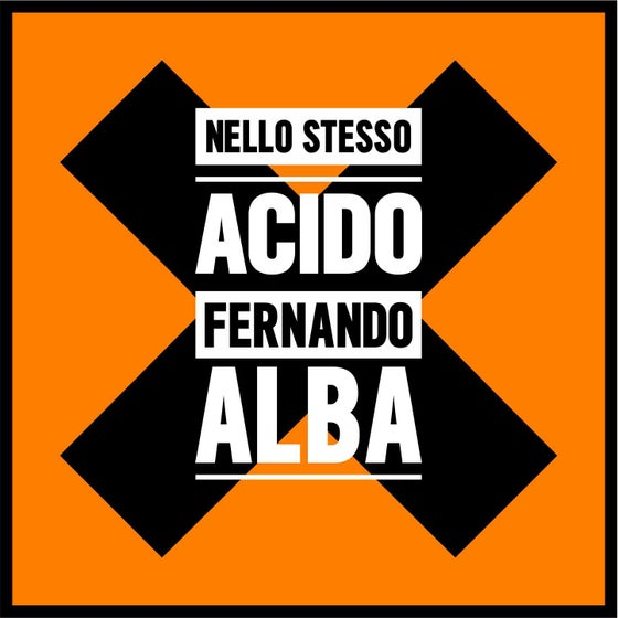 """Image of Fernando Alba """"Nello Stesso Acido"""" CD Autografato con dedica"""