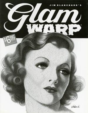 Image of GLAM WARP art book