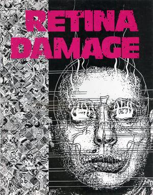 Image of RETINA DAMAGE art book