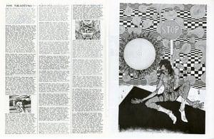 Image of BLATCH #11 punk fanzine