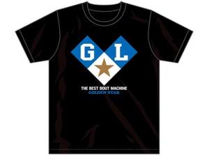 Image of 'Golden Lovers' Kenny Omega & Kota Ibushi BLACK T-Shirt
