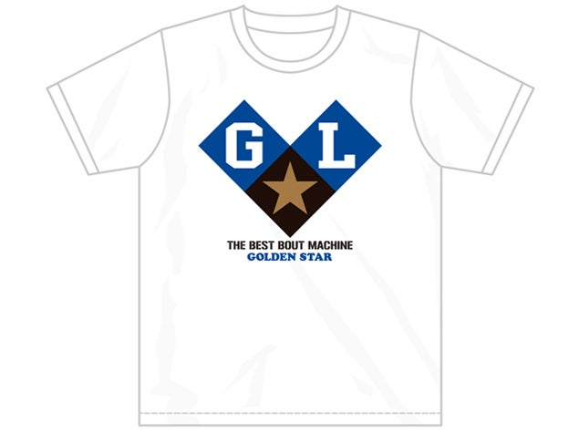 Image of 'Golden Lovers' Kenny Omega & Kota Ibushi WHITE T-Shirt