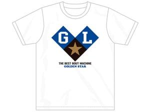 Image of 'Golden Lovers' Kenny Omega & Kota Ibushi WHITE T-Shirt