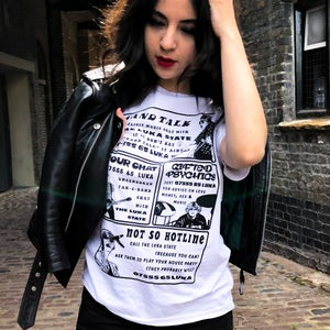Image of PRE ORDER - Limited Edition Phone Line UNISEX T-Shirts