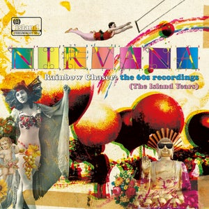 Image of Nirvana 'Rainbow Chaser: The 60s Recordings'. Special Edition 2CD set.