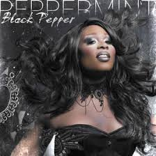 Image of Black Pepper CD