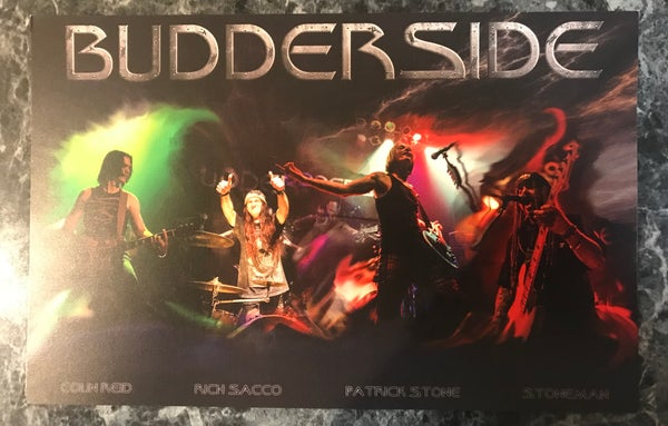 Image of Budderside Postcard Photo