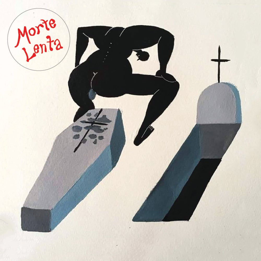 Image of MORTE LENTA - 'S/T' EP