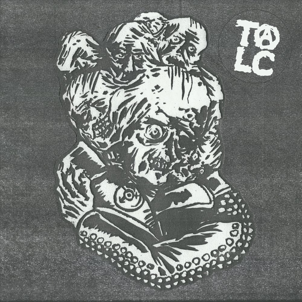 Image of TALC - 'S/T' EP