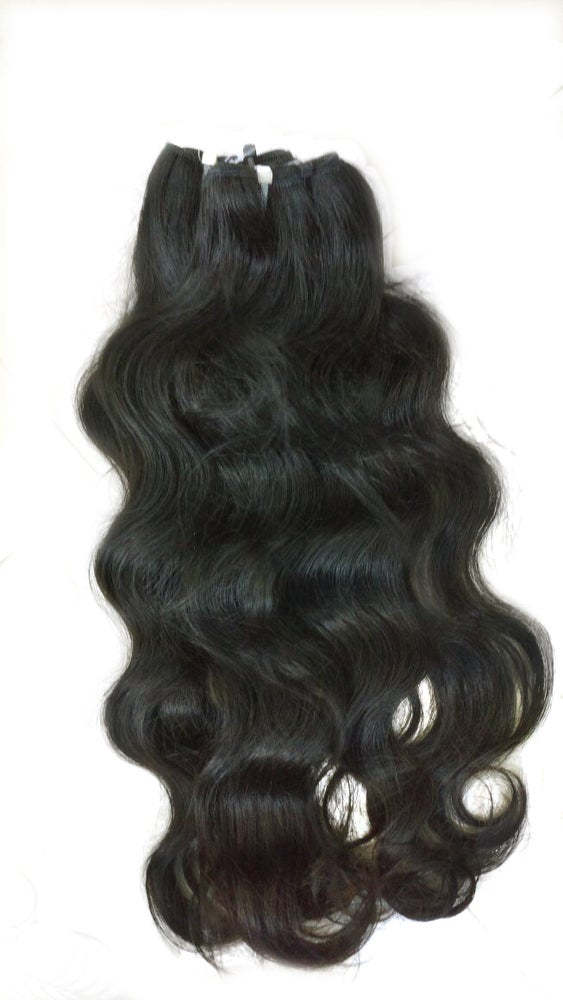 Image of Exotic Luxe Indian Natural Wave