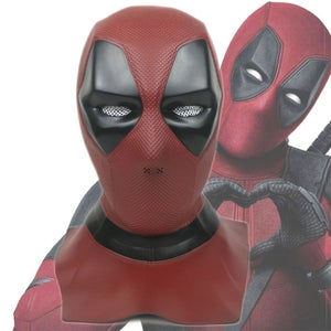 Image of 2018 Deadpool 2 Mask X-Men Full Face Neck Helmet Cosplay Balaclava Mask Prop New