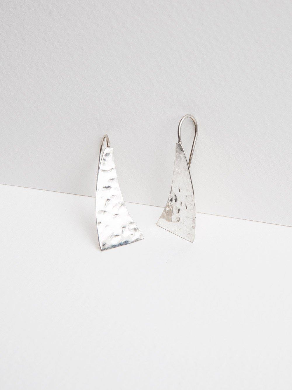 Image of Velette orecchini grandi in argento