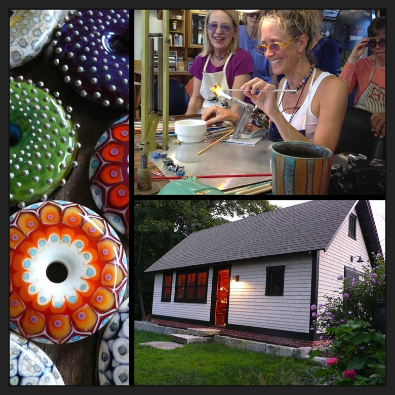 Image of 4-Week Beadmaking Workshop in Portsmouth New Hampshire