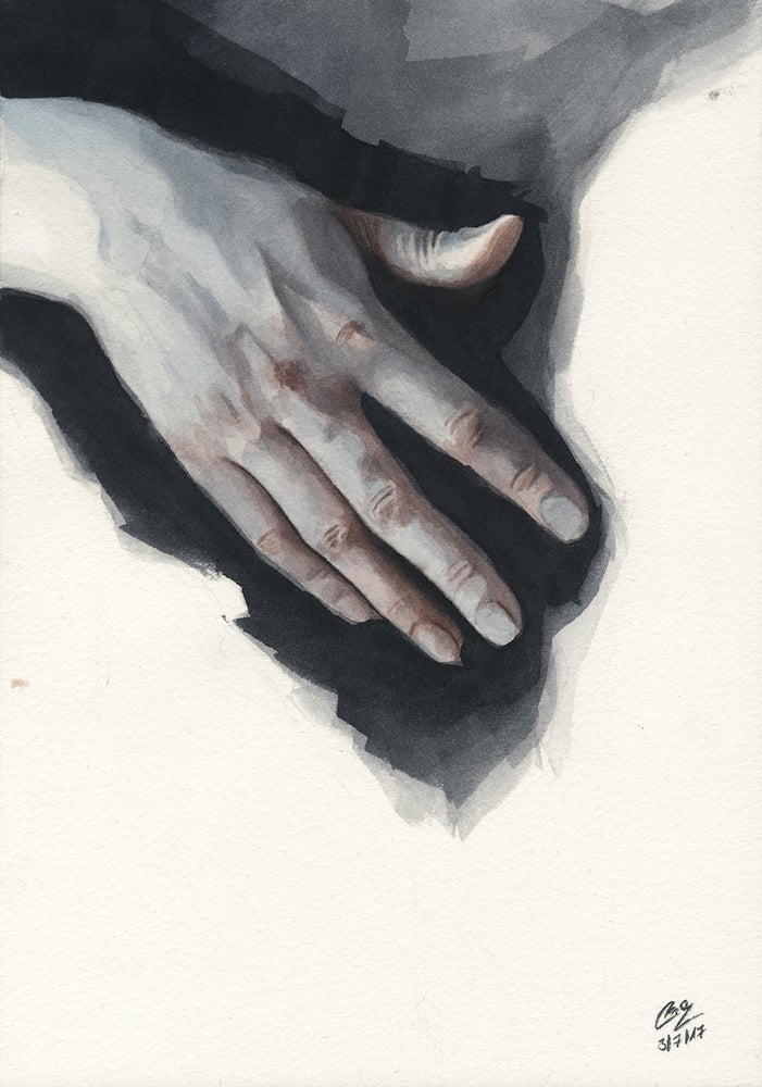 Image of Watercolor Study #03