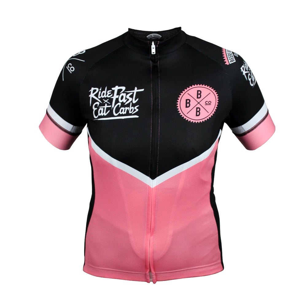 Image of Ride Fast Jersey - Women's Cut