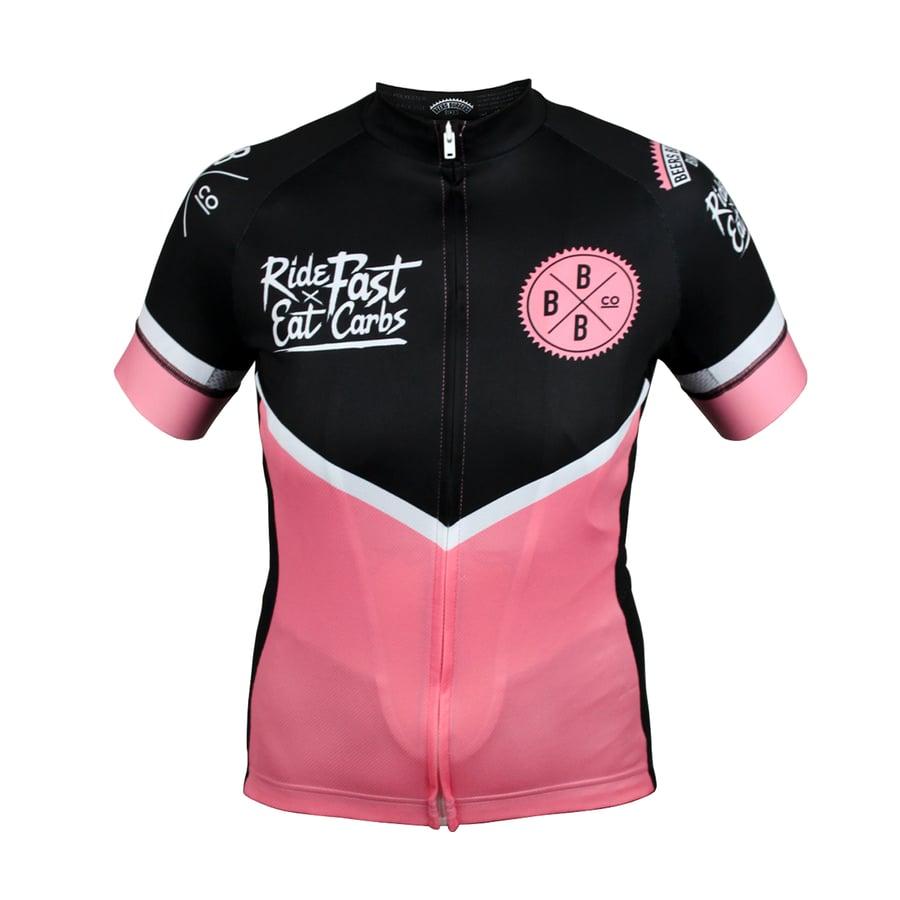 Image of Ride Fast Jersey - Women's Cut
