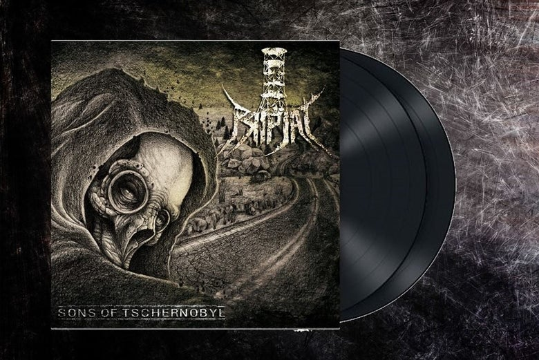 Image of Sons Of Tschernobyl Vinyl LP