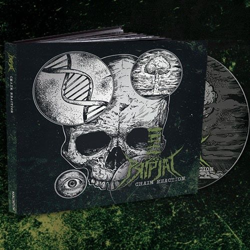 Image of Chain Reaction CD Digipack
