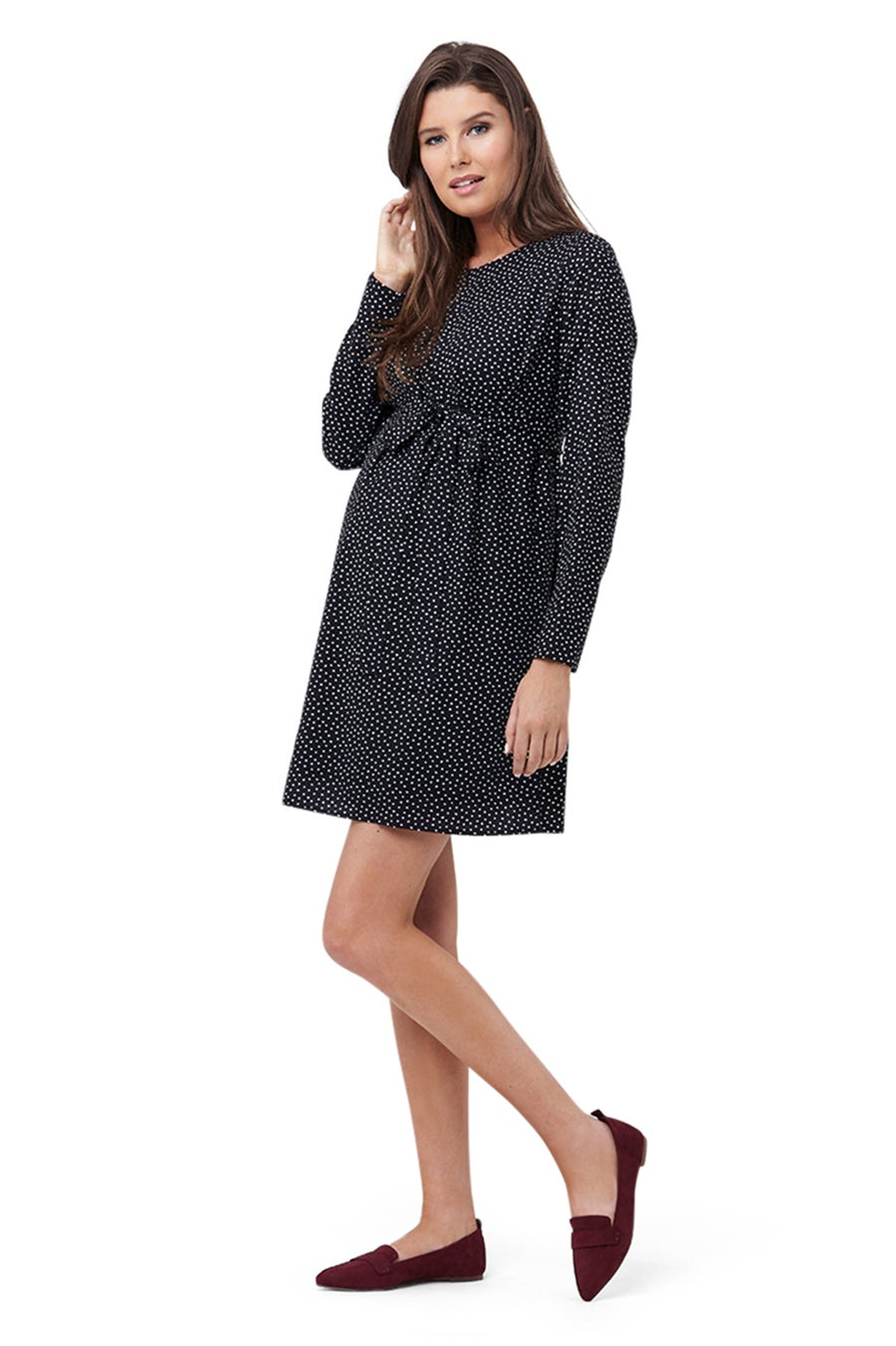 Image of SPOT TUNIC DRESS CLP $42.800