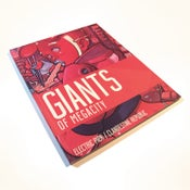 Image of GIANTS OF MEGACITY Softcover by Electric Pick