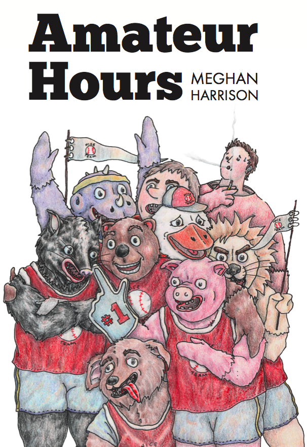Image of Amateur Hours by Meghan Harrison